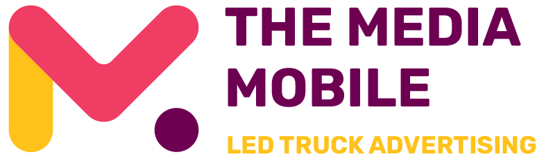 The Media Mobile Led Truck Advertising Orlando
